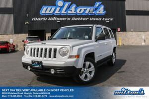 2013 Jeep Patriot NORTH HEATED SEATS! BLUETOOTH! CRUISE CONTROL!
