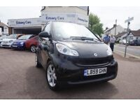 Smart Fortwo 0.8 CDI Pulse Cabriolet 2dr