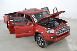 2017 Toyota Tacoma 4x4 V6 TRD Off Road Double Cab Navigation