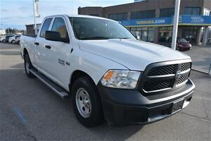 2014 Dodge Ram 1500 ST 5.7 HEMI, BLUETOOTH, HEATED MIRRORS, CRUI