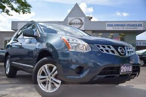 2012 Nissan Rogue SV (CVT) *Rear view monitor,Bluetooth,Heated s
