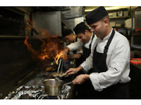 Chef de Partie and Kitchen Porter wanted for City Centre Restaurant
