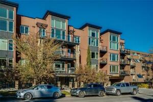 #412 836 ROYAL AV SW Lower Mount Royal, Calgary, Alberta
