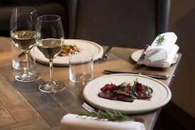 Experienced Waiting Staff To Join Our Beautiful Restaurant