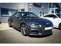 Audi TTS 2.0 TFSI 310 BHP S Tronic Quattro 3dr. High Spec! 66 Plate. Selling to buy first flat