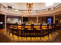 Floor Staff, Barbacks and Bartenders - Recruitment Day Bath - 18th October