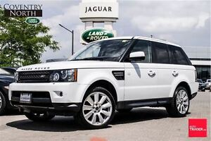 2013 Land Rover Range Rover Sport HSE.