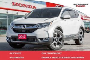 2017 Honda CR-V Touring | Automatic
