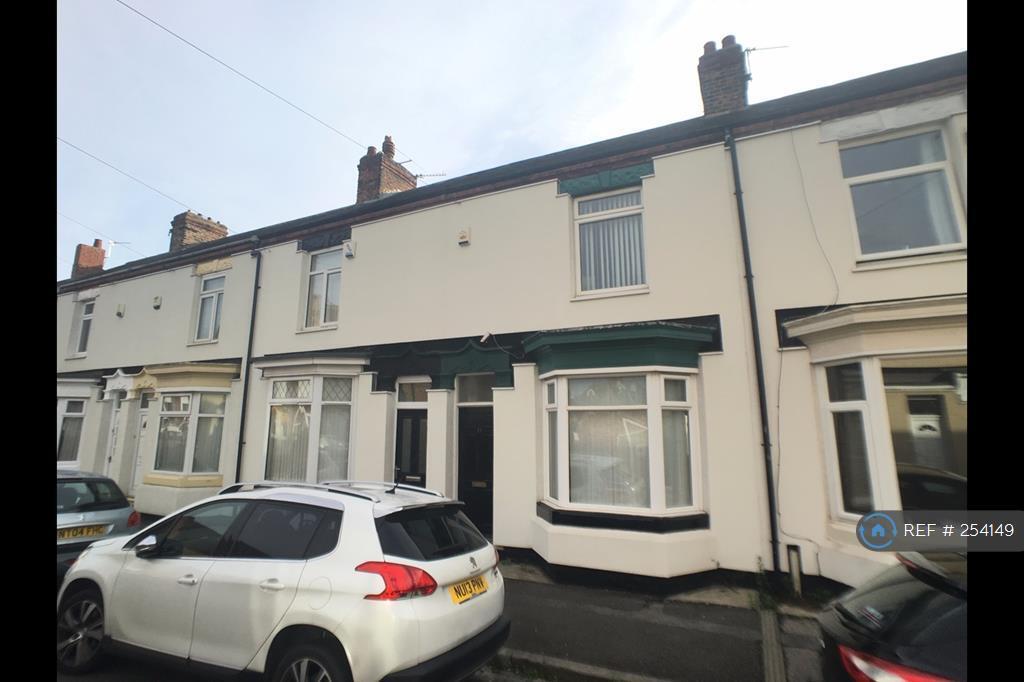 2 bedroom house in Marlborough Road, Stockton-On-Tees, TS18 (2 bed)
