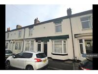 2 bedroom house in Marlborough Road, Stockton-On-Tees, TS18 (2 bed)
