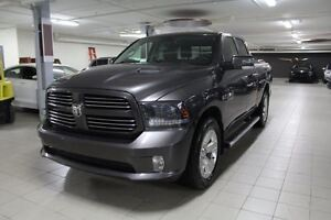 2015 Dodge Ram 1500 SPORT 4X4 *SIEGES+VOLLANT CHAUFFANT/CAMERA R