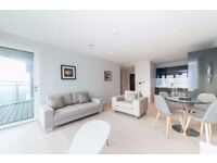 Glasshouse Gardens,Stratford E15-Moments Away from Westfields Shopping Centre,1 Bedroom,Furnished