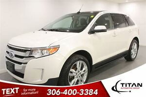 2012 Ford Edge Local Trade|PST Paid!!