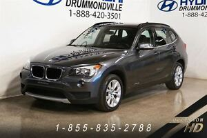 2013 BMW X1 xDrive28i + TOIT PANO + MAGS + CUIR + BLUETOOTH +