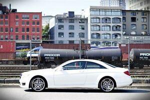 2012 Mercedes-Benz CL-Class CL63 AMG Performance Pkg