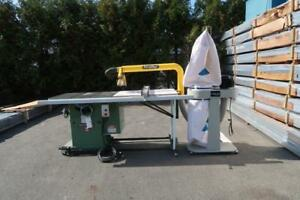 """GENERAL Table Saw with 10"""" saw blade"""