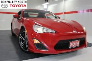 2014 Scion FR-S Btooth Pwr Wndws Mirrs Locks A/C