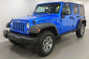 2016 Jeep WRANGLER UNLIMITED Rubicon Auto DVD 16159 Kms  Fully L
