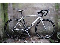 DAWES GIRO 200. 21 inch, 54 cm. Racer racing road bike, 14 speed, aluminium frame