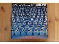 Jean Michel Jarre* – Equinoxe Vinyl Record £5.50
