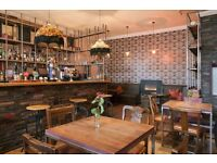 pizza chef- kitchen porter- bar staff (Italian gastro pub)