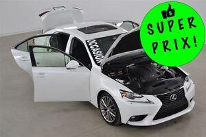 2015 Lexus IS 250 AWD Premium 2 Cuir+Toit Ouvrant Automatique
