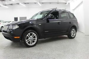 2010 BMW X3 3.0si - 2 year Extended Warranty