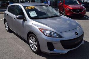 2013 Mazda MAZDA3 GX BLUETOOTH A/C *37,10/SEM