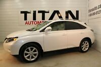 2011 Lexus RX 350 Auto, Leather, Sunroof, Navigation, White