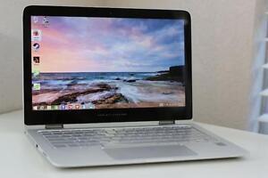 HP Spectre x360 13-4130ca 2-in-1Ultrabook Core i7-6500U 3.1GHz - 8Gb Ram 256Gb SSD 13.3'' Touchscree