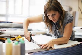 Looking for Seamstress, dressmaker to work flexible hours/part time job