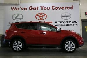 2014 Toyota RAV4 LOADED LIMITED TECH PACKAGE London Ontario image 3
