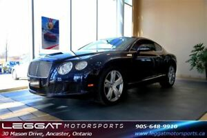 2012 Bentley Continental GT ONLY 33777 KMS