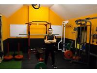 1 - 1 Personal Training Private Gym Dromore Trainer