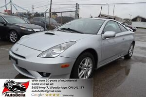 2004 Toyota Celica GT Leather Sunroof No Accident