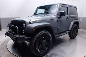 2014 Jeep Wrangler SPORT4X4 A/C MAGS