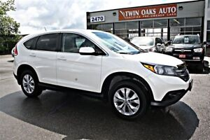 2014 Honda CR-V EX-L - AWD - LEATHER - REAR V/CAM - SUNROOF