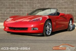 2005 Chevrolet Corvette CONVERTIBLE Z51 \ ONE OWNER \ ONLY 37KMS