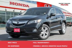 2015 Acura RDX Base (AT)