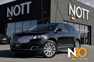 2013 Lincoln MKX Limited, AWD, Navi, Double Sunroof