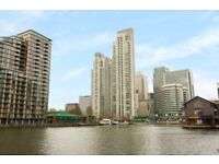 STUNNING 2 BEDROOM WITH BALCONY AND EXTENSIVE FACILITIES IN PAN PENINSULA, EAST TOWER, CANARY WHARF