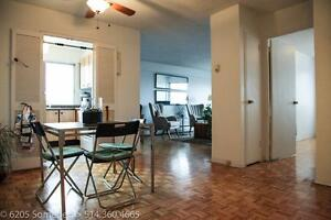 Large One Bedroom Apartment (3.5) (6205 Somerled (NDG))