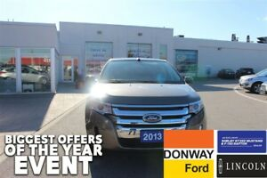 2013 Ford Edge -LEATHER|NAVIGATION|SUNROOF|LOW KM|WARRANTY!!