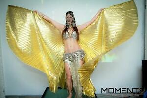 Hire elegant belly dancers for your Holiday event.