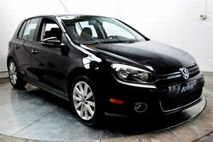 2012 Volkswagen Golf CUIR TOIT OUVRANT A/C MAGS