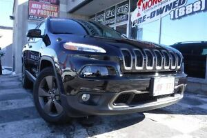2016 Jeep Cherokee North | Heated Seats | Backup camera | 4x4