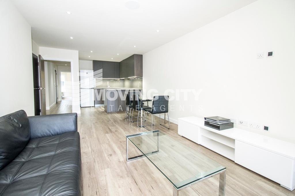 2 bedroom flat in Carvell Apartments, Beaufort Park, Colindale