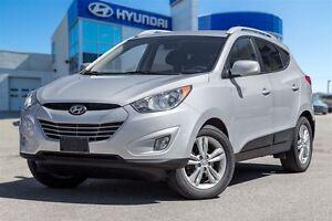 2012 Hyundai Tucson GLS, TRADE IN, ALLOYS, LEATHER
