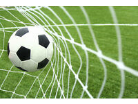 Football players wanted. Location: FARSLEY. Tues 7-8pm & Wed 8-9pm. Outdoor Astroturf 3G. £8