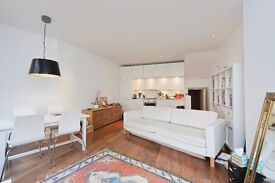 High spec one bedroom flat - moments from Parsons Green - gated development